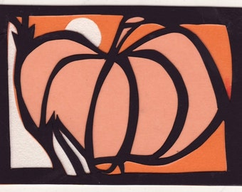 ACEO - Pumpkin 2