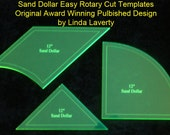 Rotary Cut Quilt Templates