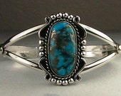Bella Turquoise Silver Bracelet Create Your Own