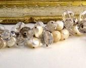 O-So-Glamorous Bridal Bracelet