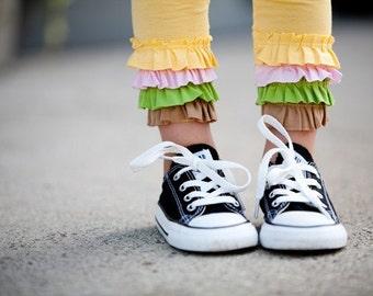 SALE 3T Ice Cream Leggings