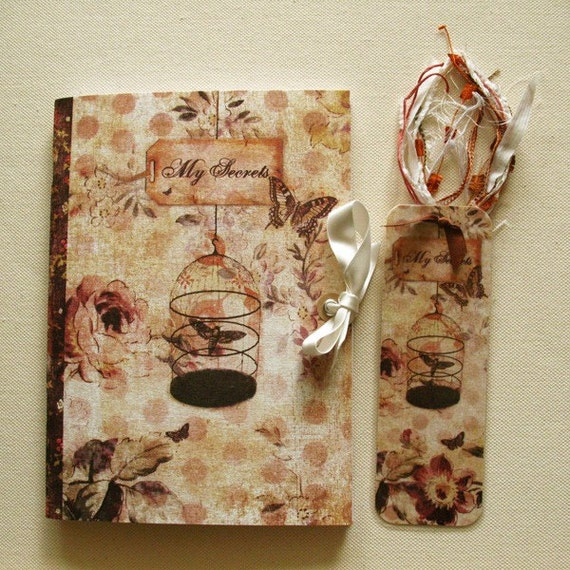 Diary Old Pink