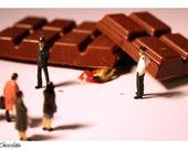 10x8 Print - Death By Chocolate