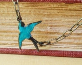 Fly Away -  Necklace