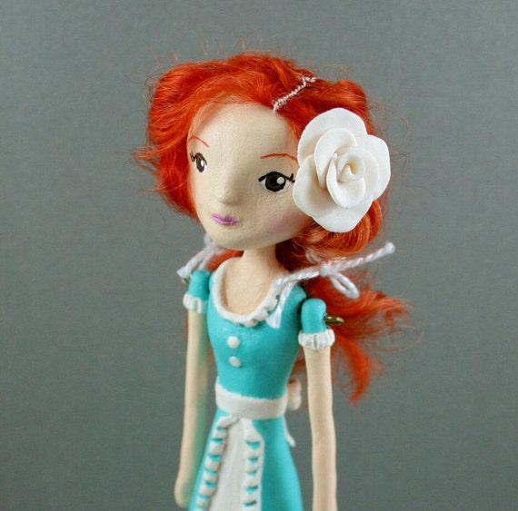 Claire - OOAK Art Doll