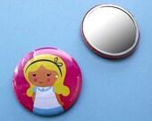 Pocket Mirror - Alice