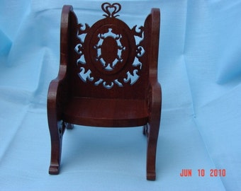 doll chair for barbie, blythe & monster high dolls