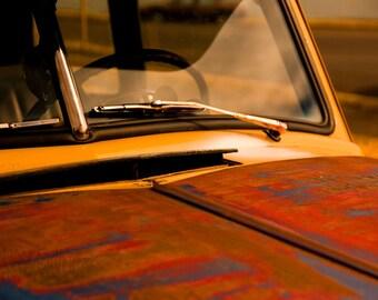 Assignment Due - Vintage Truck - 4x6 Fine Art Photograph