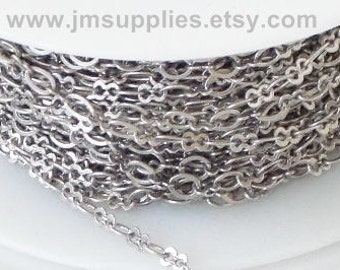 Antique Silver Chain CHAS245