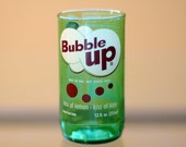 YAVA Glass - Recycled Bubble Up Soda Bottle Glass