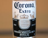 YAVA Glass - Upcycled Corona Extra Beer Bottle Glass