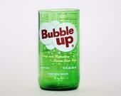 YAVA Glass - Upcycled Bubble Up Soda Bottle Glass