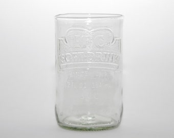 YAVA Glass - Recycled IBC Cream Soda Bottle Glass