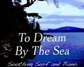 Original Soothing Calming Meditation Relaxation Music Fall Asleep MP3 Piano and Quiet Waves