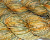 Savannah Superwash Merino BOREALIS Worsted Weight Yarn  - Free Ship