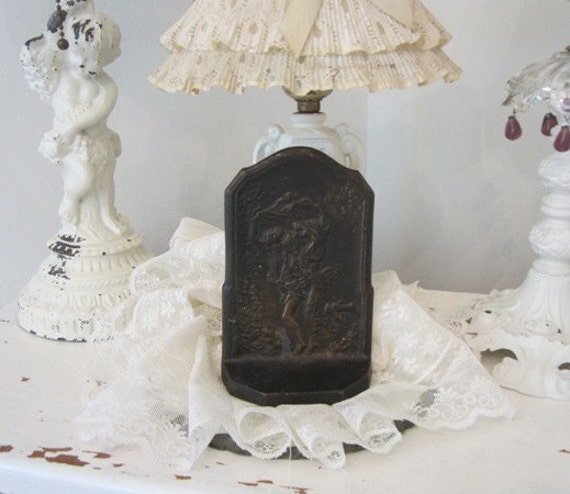 Antique Bookend - Doorstop - French - Paris Apt. - Vintage