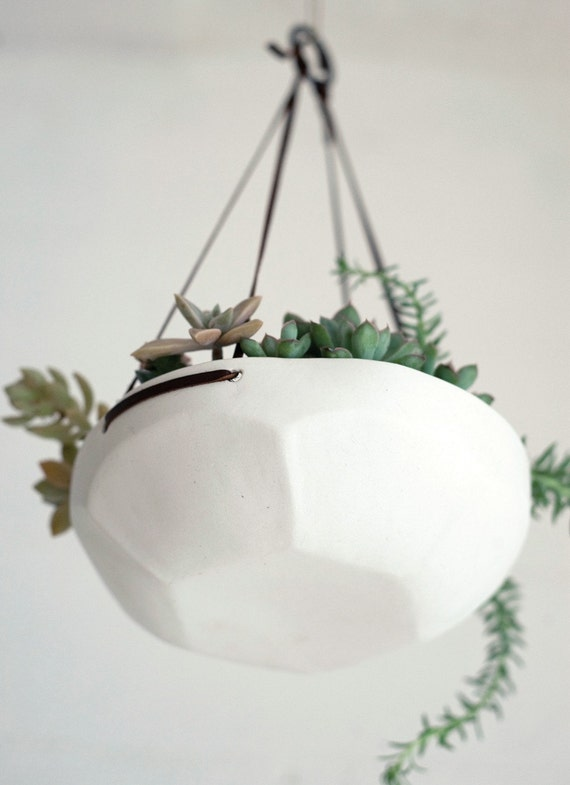Faceted Hanging Tray MADE TO ORDER