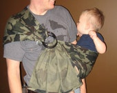 Daddy's Baby Sling