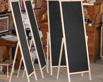 custom craft/farmer's market chalkboards . . .
