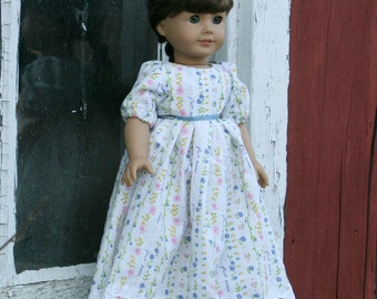 American Girl Spring Party Dress