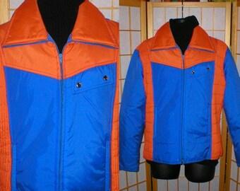 80s ski jacket like new mens Size Medium