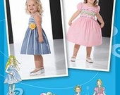 SALE SEWING PATTERN / Project Runway Dress For Baby or Toddler