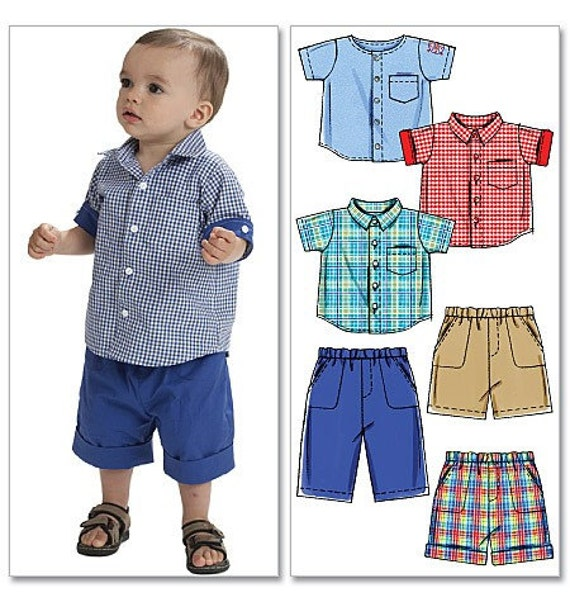 Want to make your boy a cool wardrobe? Here are 20 of the coolest free tutorials and patterns around for boys! Enough variety to build an entire head-to-toe wardrobe: boxer shorts, pants, shirts.