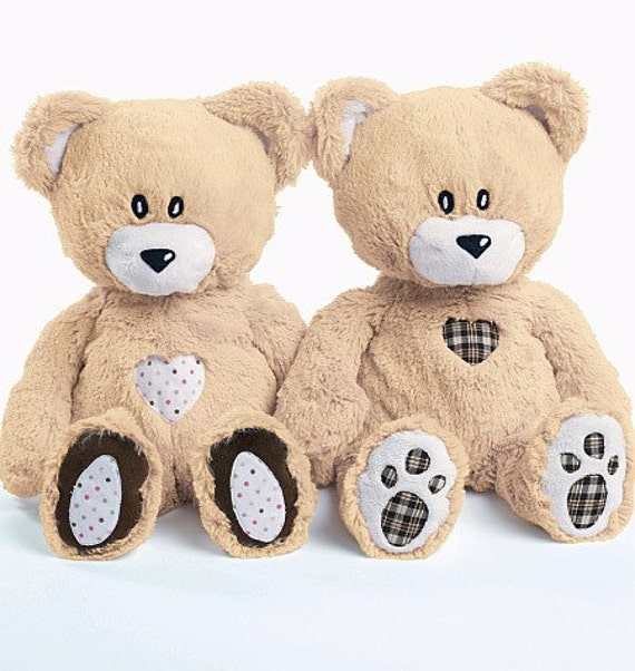Playful image with regard to free printable teddy bear patterns