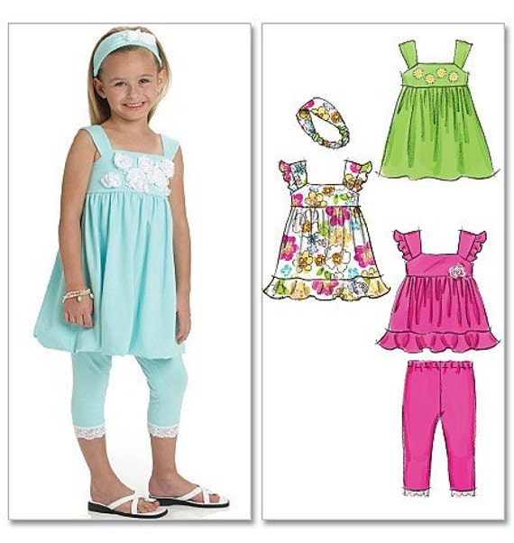 Summer Clothes Pattern Girls Tops Dress By Whatcamefirst
