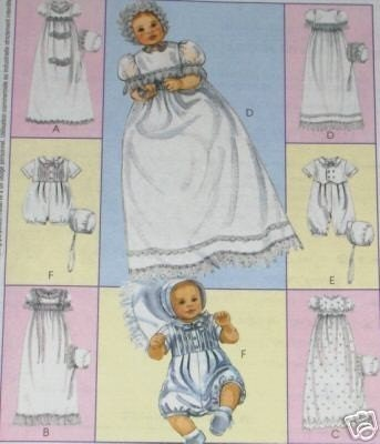 BABY CHRISTENING DRESS CROCHET PATTERN | FREE PATTERNS