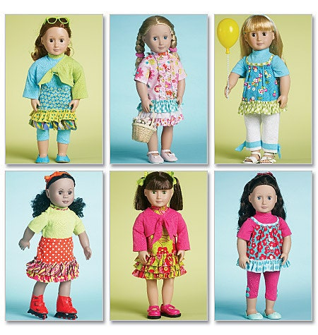 Sewing Doll Clothes - Squidoo : Welcome to Squidoo