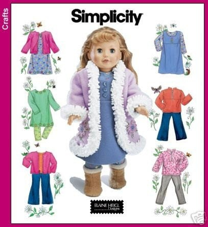 Free American Girl Doll Clothes Patterns in Uncategorized