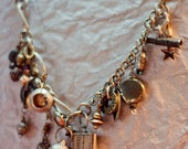 Industrial Charm Necklace