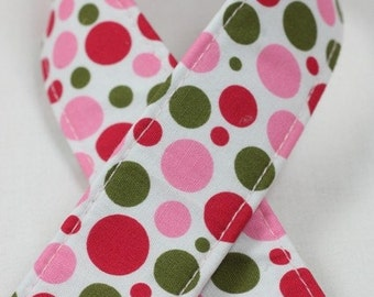 DSLR Camera Strap Cover - Sprinkles sleeve for your Camera Strap