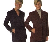Selection of Jackets Sewing Pattern 12 - 14 - 16 Simplicity 7906 UNCUT FF