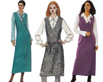 Dress Sewing Pattern Multisize McCalls 3327 UNCUT FF
