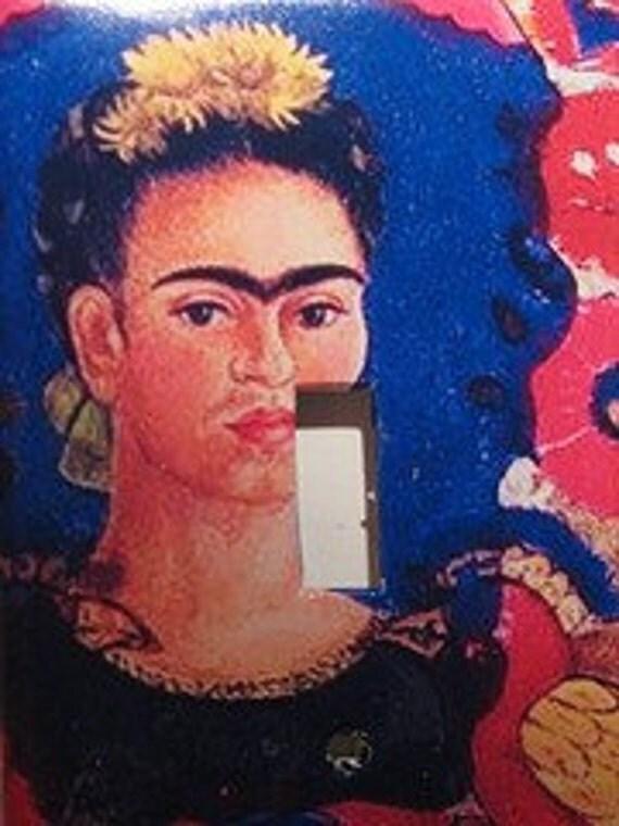 Frida Kahlo Light Switch Cover