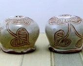 Ceramic Salt and Pepper Set