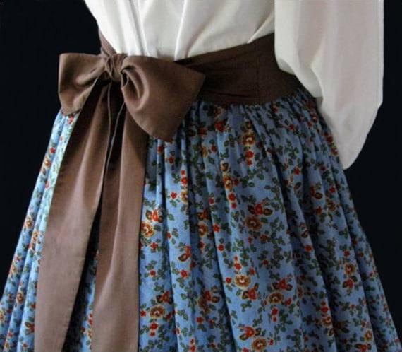 Historical skirt for women - ready to ship