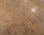 Vintaj Natural Brass Kidney Earwires 13 sets plus 1 extra