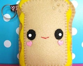 FREE SHIPPING - Toni Toast Iphone/Mobile Phone Felt Cozy/Pouch