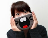 FREE SHIPPING! The TOTORO Zipper Coin or iPhone Purse