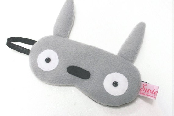 Kawaii Sleeping Eye Mask - 'My Neighbor Totoro'