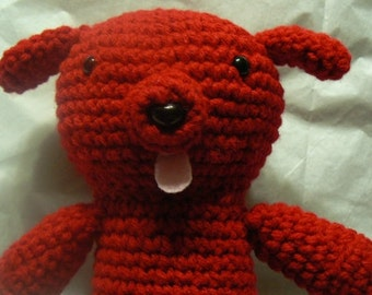 Crocheted Puppy