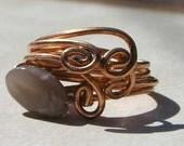 Roaring Waves Ring