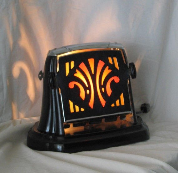 Led Light Toaster ~ Toaster lamp by flighting on etsy