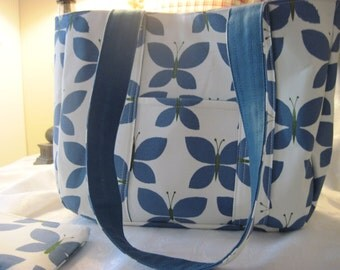 Butterfly Pocket Bag