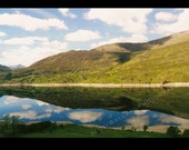 Highlands, Scotland Color 35mm Photograph