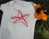 Starfish Organic Natural Onesie