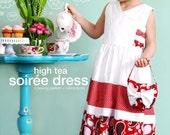 Sewing Pattern - Carina Gardner Soiree Dress 2T-8
